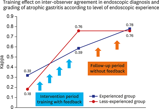 Training Effect On The Inter Observer Agreement In Endoscopic
